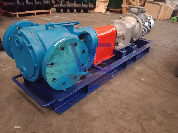 Delivery of Viking Gear Pumps to the Soap Industry in North of Sumatera