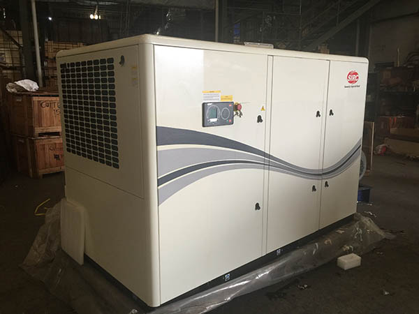 INGERSOLL RAND - SIRC Rotary Screw Air Compressor Ready Shipment to KCP Plant in Dumai
