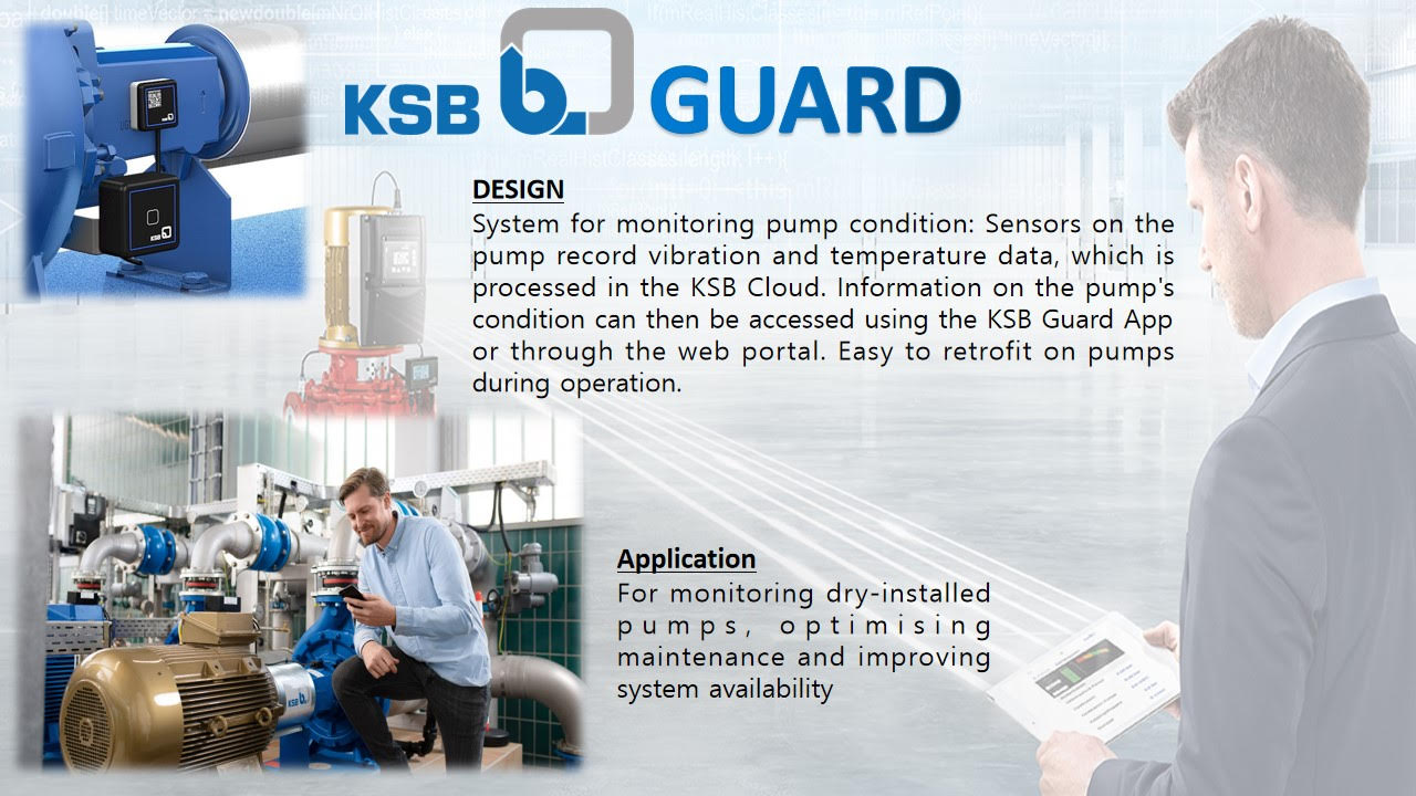 Comprehensive monitoring of your pumps.